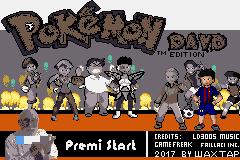Pokemon DAVD Edition Screenshot