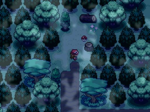 Pokemon Daybreak Screenshot