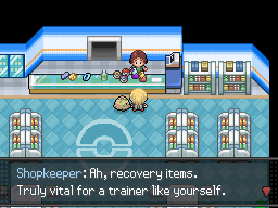 Pokemon Defiance Screenshot