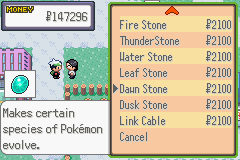 Pokemon Delta Emerald Screenshot