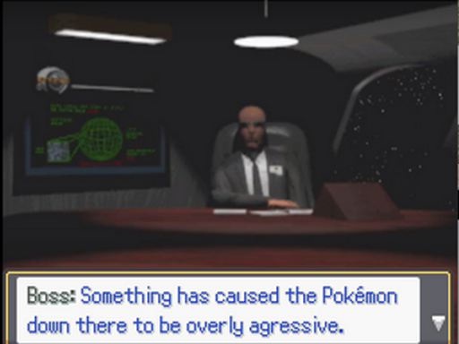 Pokemon Descent Screenshot