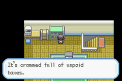 Pokemon Desert Bus Screenshot