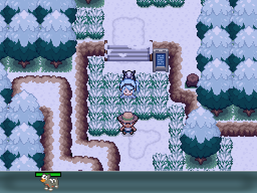 Pokemon: Distant Divinity Screenshot