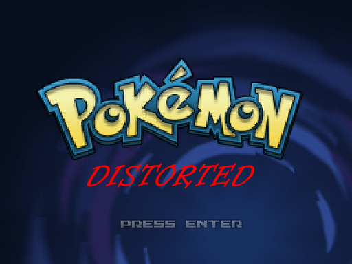 Pokemon Distorted Screenshot