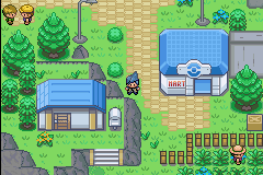 Pokemon Distortion Black Screenshot
