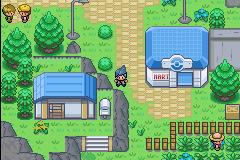 Pokemon Distortion Black Screenshot