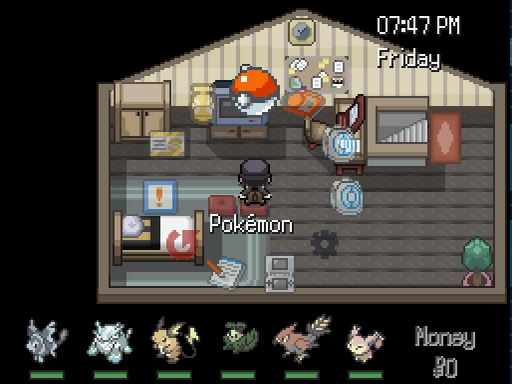 Pokemon Divulgence Screenshot