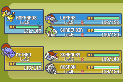 Pokemon Double Emerald Screenshot