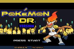 Pokemon DR Screenshot