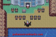 Pokemon Dreary Screenshot