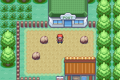 Pokemon Earth Version Screenshot