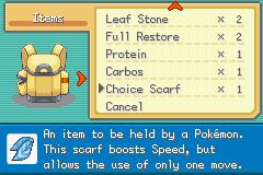 Pokemon Echo Screenshot