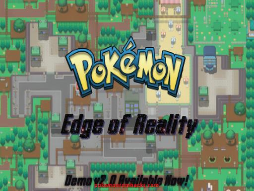 Pokemon Edge of Reality Screenshot
