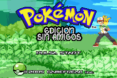 Pokemon Edicion Sin Amigos Screenshot
