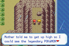 Pokemon Elemental Rift Screenshot