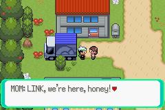 Pokemon Emerald Dreams Screenshot