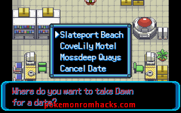 Pokemon Emerald Enhanced Screenshot