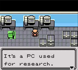 Pokemon Emerald: Time of 2nd GEN Screenshot