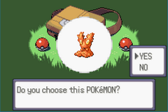 Pokemon Emerald Trashlocke Edition Screenshot