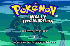 Pokemon Emerald - Wally Version Screenshot