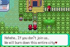 Pokemon Emerald - Wally Version Screenshot