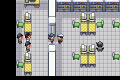 Pokemon Emeraude Pâle Screenshot