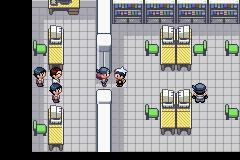 Pokemon Emeraude Pâle Screenshot