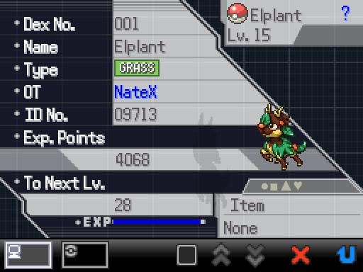 Pokemon Equality Screenshot
