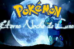 Pokemon Eterna Noche de Luna Screenshot
