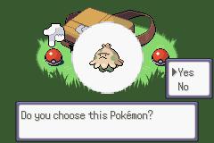 Pokemon Eternal Elbait Screenshot