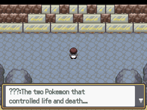 Pokemon: Eternal Order Screenshot