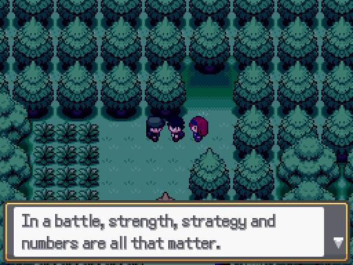 Pokemon: Eternal Order Screenshot