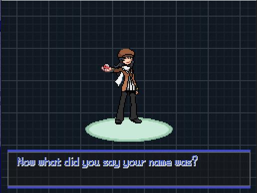 Pokemon Exile Screenshot