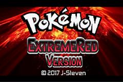 Pokemon Extreme Red Screenshot