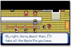 Pokemon: Fat Kid Screenshot