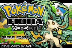 Pokemon Fiona Screenshot
