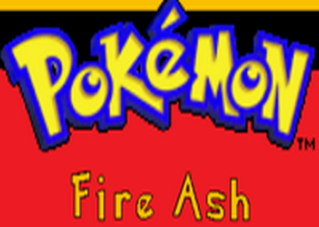 Pokemon Fire Ash Screenshot