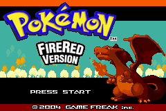 Pokemon Fire Red Kalos Screenshot