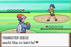 Pokemon Fire Red Reborn Screenshot