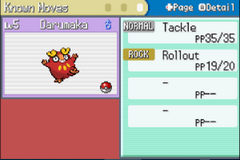 Pokemon FireRed 809 Randomizable Screenshot