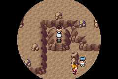 Pokemon Fluorite Version Screenshot