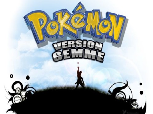 Pokemon Gemme Screenshot
