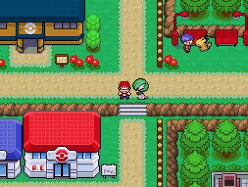 Pokemon Gemstone Screenshot