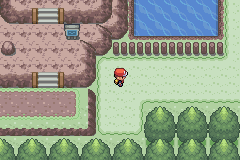 Pokemon Glacier Screenshot