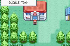 Pokemon Glowing Silver Screenshot