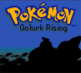Pokemon Golurk Rising Screenshot