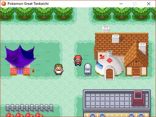 Pokemon Great Tenkaichi Screenshot