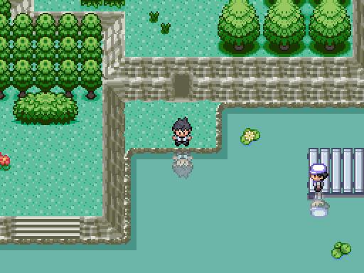 Pokemon Green Remix 2021 Screenshot