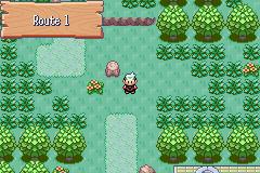 Pokemon Heat of Fate Screenshot