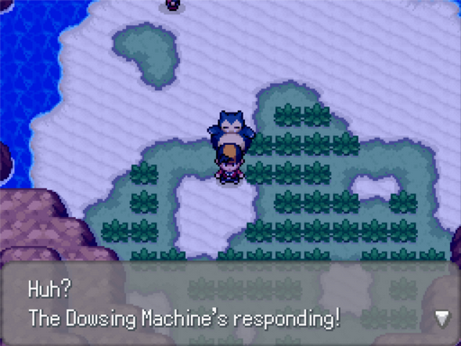 Pokemon HGSS Sevii Islands Screenshot